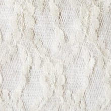 Ivory Fine Lace