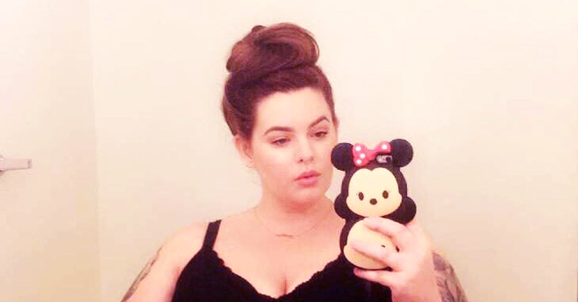 Tess Holliday for Impish Lee