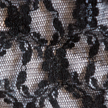 Black Fine Lace