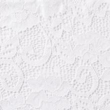 White Bohemian Lace