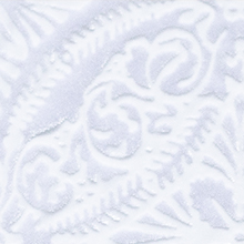 White Burnout Velvet